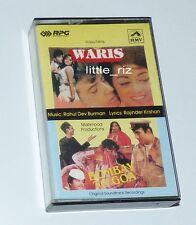 **Waris / Bombay To Goa** Bollywood Indian Cassette R.D. Burman (not LP record)