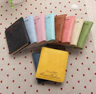 Leather Women Wallet Lady Card Coin Holder Small Wallet Clutch Purse Pouch Bag