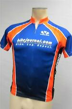 VOLER BIKE JOURNAL Cycling racing bicycle jersey shirt ride log MEDIUM CLEAN