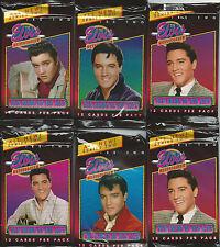 Elvis Presley Series 2 Trading Cards (12 Unopened Packs)