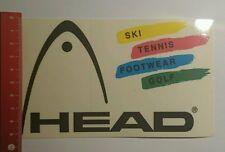 Aufkleber/Sticker: Head Ski Tennis Footwear Golf (28091680)