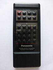 PANASONIC HIFI REMOTE CONTROL EUR64597 for SGHM30