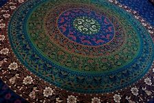 Decor Indian Mandala Hippie Tapestry Wall Hanging Psychedelic Bedspread Throw02