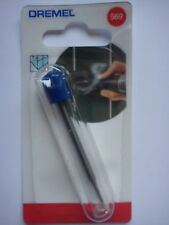 DREMEL TILE GROUT REMOVAL BIT 1.6mm DREMEL 569 DREMEL 261505932 DREMEL GROUT