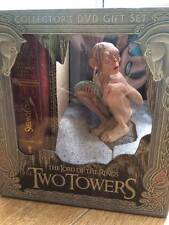 The Lord of the Rings The Two Towers Collector's DVD (extended) Gift Set