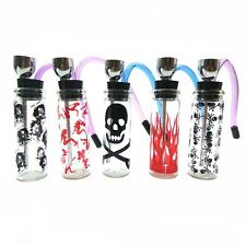 1 Pcs Fashion glass Hookah Pipes Smoking Pipe Water tobacco pipe Shisha Pipe Pop