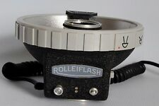 ROLLEI ROLLEIFLASH BAY 1 FIT WITH ARM AND SYNC LEAD VERY GOOD CONDITION (USED)