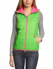 2117 Of Sweden Womens Ange Padded Vest - Green Size EU 40/UK 12