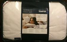 TEMPUR FIT CLASSIC Down QUILT Duvet SINGLE Size 3FT Washable RRP £369 BRAND NEW