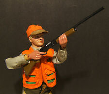 "1/6 Scale 12""- Pheasant Hunter Customized Action Figure Produced by ERTL in 2001"