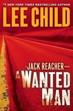A Wanted Man: A Jack Reacher Novel, Child, Lee, Good Book
