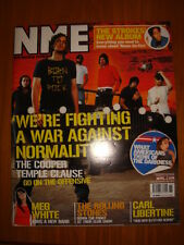 NME 2003 SEP 6 STROKES ROLLING STONES COOPER