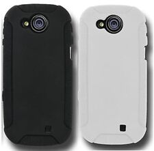 2 OF AMZER SILICONE SOFT SKIN JELLY CASE PROTECTOR COVER FOR DELL AERO M01M001