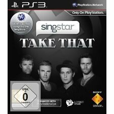 PS 3 ps3 gioco SINGSTAR SINGSTAR Take That NUOVO
