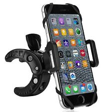 Bike Phone Mount Fineed Bicycle Phone Holder Clamp Motorcycle for Cycling GPS...