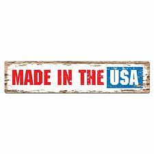 SP0244 MADE IN THE USA Chic Street Sign Bar Store Shop Cafe Home Wall Decor