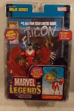 Marvel Legends Mojo BAF Series The Falcon Variant Super Poseable Figure ToyBiz