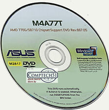ASUS M4A77T MOTHERBOARD AUTO INSTALL DRIVERS M2817