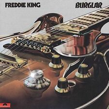 Burglar by Freddie King (CD, Jul-2001, Universal Special Products)
