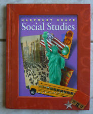 Harcourt Social Studies - A Child's Place, gr.1/1st,  2000