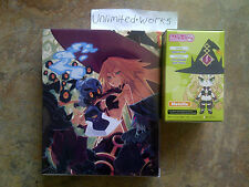 The Witch and the Hundred Knight Limited Collector's Edition plus Figure PS3 New