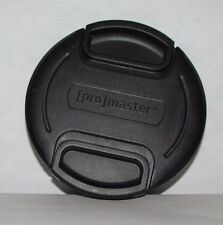 Used Promaster 77mm Lens Front Cap snap on type for 12mm 14mm 24mm lenses B12015