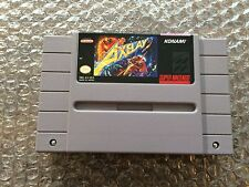 Axelay (Super Nintendo, SNES) Game Cart Only - Tested