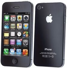 Apple iPhone 4S 16GB BLACK - A-Ware & OHNE VERTRAG