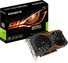 GIGABYTE GeForce GTX 1050 Ti 4GB DDR5 Graphic Card - GTX 1050 Ti G1 Gaming 4G