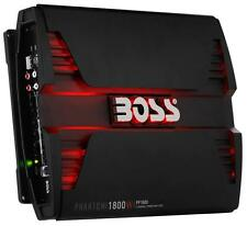 Boss PF1800 1800 W 4-Ch Full Range Class A/B Car Amplifier