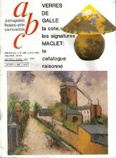 ABC . Antiquites - Beaux-arts - Curiosites . No 209 . Mai 1982 .