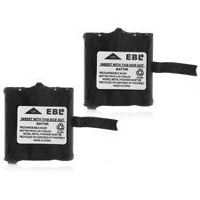 2x 700mAh Two-way Radio Battery for Midland BATT6R BATT-6R LXT276 LXT345 LXT480