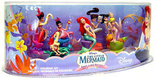 Unopened Old Stock Disney Little Mermaid Ariel & her Sisters figurine set