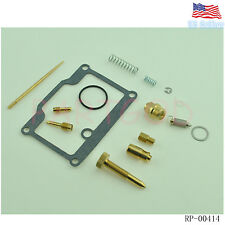 For 1997-2001 Polaris 400 Scrambler 2x4/4x4 Carb Carburetor Repair Rebuild Kits