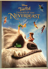 Cinema Poster: TINKERBELL AND THE LEGEND OF THE NEVERBEAST 2015 (One Sheet)