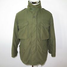 VINTAGE ORIGINAL US ARMY 1972  M-65 M65 FIELD JACKET COAT JACKET MEDIUM SHORT