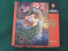 PEACOCK DAZE by Josephine Wall - MasterPieces 1000 piece puzzle - NEW