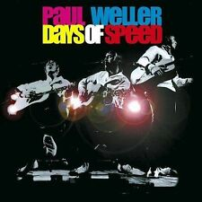 PAUL WELLER--Days Of Speed--CD--New, Sealed--Style Council, The Jam