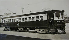 USA252 - TEXAS ELECTRIC RAILWAY Co - TROLLEY CAR No364 PHOTO - USA
