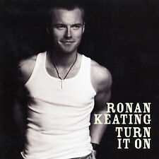 Turn It on 2003 by Keating, Ronan - Disc Only No Case