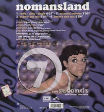 NOMANSLAND - 7 Seconds (The Hit Mixes) - Do It Yourself - DIY 9613 - Ita