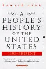A People's History of the United States: 1492-Present Perennial Classics