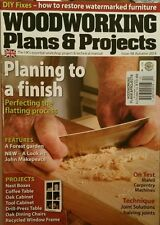 Woodworking Plans & Projects UK Nest Boxes Cabinet #98 Autumn 2014 FREE SHIPPING