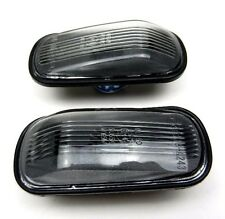 SAAB 9-3 9-5 900 9000 Side Wing Indicators Repeaters Lens Lamp Light NEW SMOKED