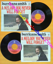 LP 45 7'' NORMAN HURRICANE SMITH A melody you never will forget no cd mc dvd