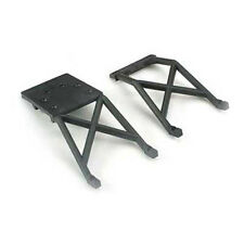 Traxxas Stampede 2wd Front & Rear Skid Plate (Black) TRA3623