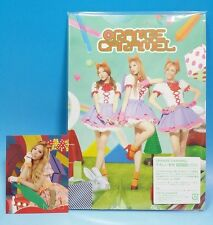 CD + Nana Photo Card Orange Caramel Japan Yasashii Akuma First Limited