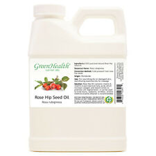 16 fl oz Rose Hip Carrier Oil (100% Pure & Natural) Plastic Jug