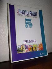 Corel Photo-Paint 5 for Windows 3.1