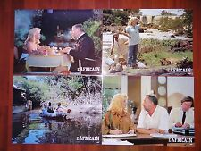 deneuve L'AFRICAIN ! rare  photos prestige grand format  /""